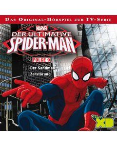 Spider-Man: Der ultimative Spider-Man - Der Sandman / .. (Folge 9)