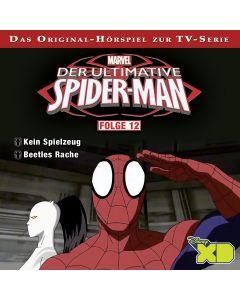 Spider-Man: Der ultimative Spider-Man - Kein Spielzeug / .. (Folge 12)