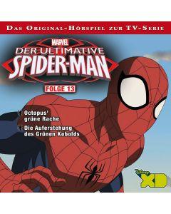 Spider-Man: Der ultimative Spider-Man - Octopus' grüne Rache / .. (Folge 13)