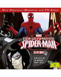 Spider-Man: Der ultimative Spider-Man - S.H.I.E.L.D. in Gefahr / .. (Folge 15)