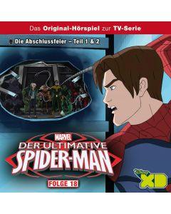 Spider-Man: Der ultimative Spider-Man - Die Abschlussfeier / .. (Folge 18)