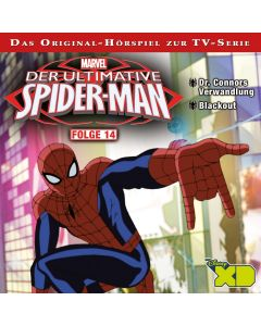 Spider-Man: Der ultimative Spider-Man - Dr. Connors Verwandlung / .. (Folge 14)