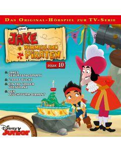 Jake und die Nimmerland-Piraten: Jakes Geburtstagsparty / ..(Folge 10)