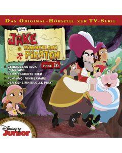 Jake und die Nimmerland-Piraten: Geheimversteck in Gefahr / .. (Folge 16)