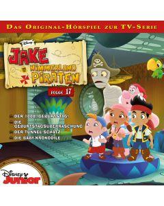 Jake und die Nimmerland-Piraten: Der 1000. Geburtstag! / .. (Folge 17)