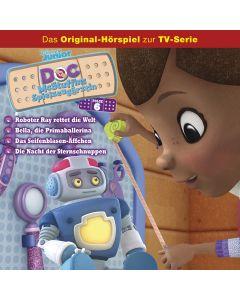 Doc McStuffins: Roboter Ray rettet die Welt / .. (Folge 6/mp3)