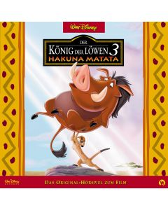 Disney: Der König der Löwen 3 (mp3)