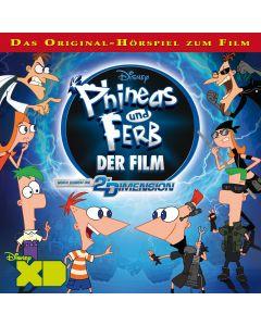 Phineas und Ferb: Quer durch die 2. Dimension (mp3)