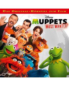 Disney: The Muppets Most Wanted (mp3)
