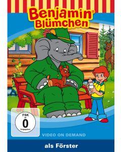 Benjamin Blümchen: als Förster