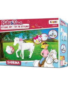 Bibi & Tina: Spiel-Set Styling Sabrina