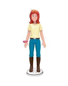 Bibi & Tina: Spielfigur Tina stehend einzeln