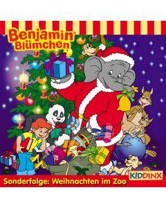 Benjamin Blümchen: Weihnachten im Zoo