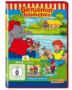 Benjamin Blümchen Der Bananendieb / Ein Freund für Winni Waschbär