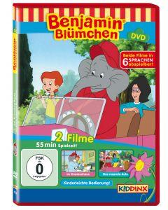 Benjamin Blümchen: im Krankenhaus / Das rosarote Auto