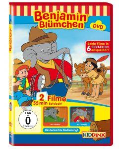Benjamin Blümchen: als Förster / als Cowboy