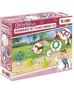 Bibi & Tina: Spiel-Set Siegerehrungsset