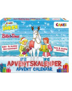 Bibi & Tina: Adventskalender (Bade- und Stylingüberraschungen)