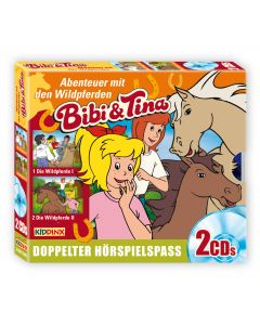 Bibi & Tina: 2er Box Wildpferde