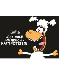 Ruthe: Haftnotizen - Thorsten Dörnbach
