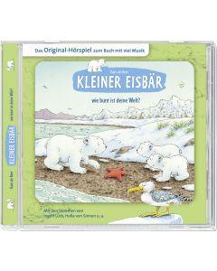 Kleiner Eisbär: Wie bunt ist deine Welt? (cd)