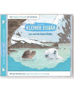 Kleiner Eisbär: Lars und die kleine Robbe (cd)