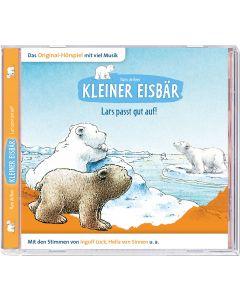 Kleiner Eisbär: Lars passt gut auf (cd)