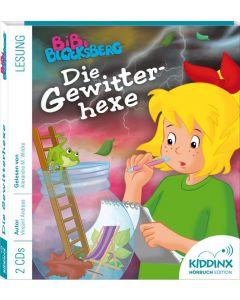 Bibi Blocksberg: Hörbuch Die Gewitterhexe