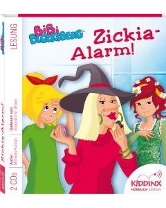 Bibi Blocksberg: Hörbuch Zickia-Alarm!