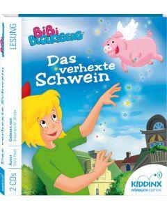 Bibi Blocksberg: Hörbuch Das verhexte Schwein