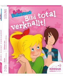 Bibi Blocksberg: Hörbuch Bibi total verknallt!