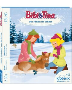 Bibi & Tina: Hörbuch Das Fohlen im Schnee