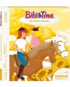 Bibi & Tina: Hörbuch Ein heißer Sommer