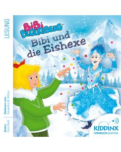 Bibi Blocksberg: Hörbuch Bibi und die Eishexe