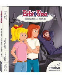 Bibi & Tina: Hörbuch Der myteriöse Fremde