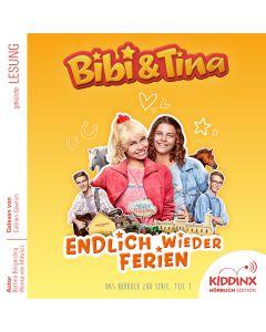 Bibi & Tina: Hörbuch zur Serie - Endlich wieder Ferien