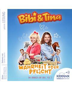 Bibi & Tina: Hörbuch zur Serie - Wahrheit oder Pflicht