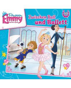 Prinzessin Emmy: Zwischen Ball und Ballett (Folge 10)