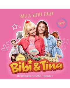 Bibi & Tina: Endlich wieder Ferien (Hörspiel zur Serie - Folge 1)
