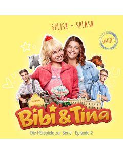 Bibi & Tina: Splish - Splash (Hörspiel zur Serie - Folge 2)