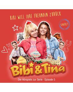 Bibi & Tina: Bibi will ihre Freundin zurück (Hörspiel zur Serie - Folge 5)