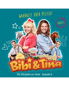 Bibi & Tina: Wahrheit oder Pflicht (Hörspiel zur Serie - Folge 6)