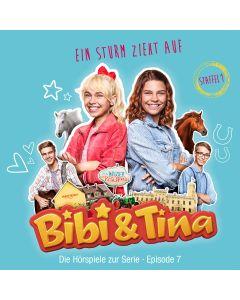 Bibi & Tina: Ein Sturm zieht auf (Hörspiel zur Serie - Folge 7)