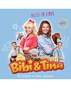 Bibi & Tina: Alles im Eimer (Hörspiel zur Serie - Folge 8)