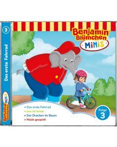 Benjamin Blümchen: Benjamin Minis - Das erste Fahrrad (Folge 3)
