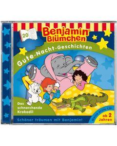 Benjamin Blümchen: Gute-Nacht-Geschichten - Das schnarchende Krokodil (Folge 20)