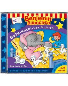 Benjamin Blümchen: Gute-Nacht-Geschichten - Gute Nacht im Zoo (Folge 22)