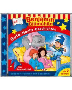 Benjamin Blümchen: Gute-Nacht-Geschichten - Der Traumwichtel (Folge 24)