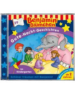 Benjamin Blümchen: Gute-Nacht-Geschichten - Im Kindergarten (Folge 29)