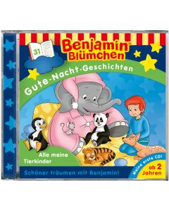 Benjamin Blümchen: Alle meine Tierkinder (Folge 31)